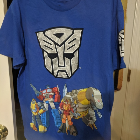 Other - New Transfomers Tee-Shirt XL 14/16